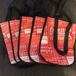 Bundle of 5 Lululemon Small Bags